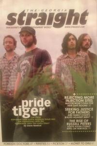 pride tiger