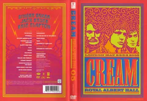 Cream Live Reunion Dvd Wasn T Worth Hounding Clapton For