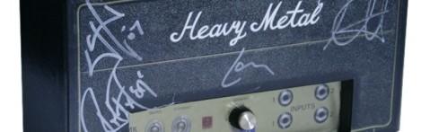 Metallica - The Heavy Metal Box - Autographed - 4 CD SET-437627