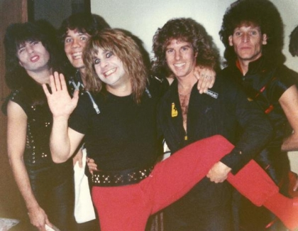 Rock And Roll Hall Of Fame >> Ozzy Osbourne live in '82: midgets, executioners, and ...