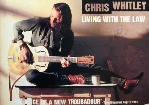 "Chris Whitley - ""Living with the law"""