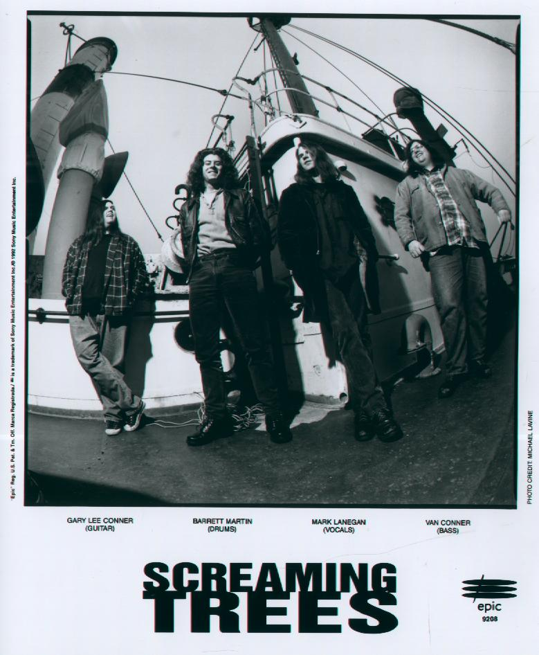 The Screaming Trees Help Ignite Seattle S Explosion Of