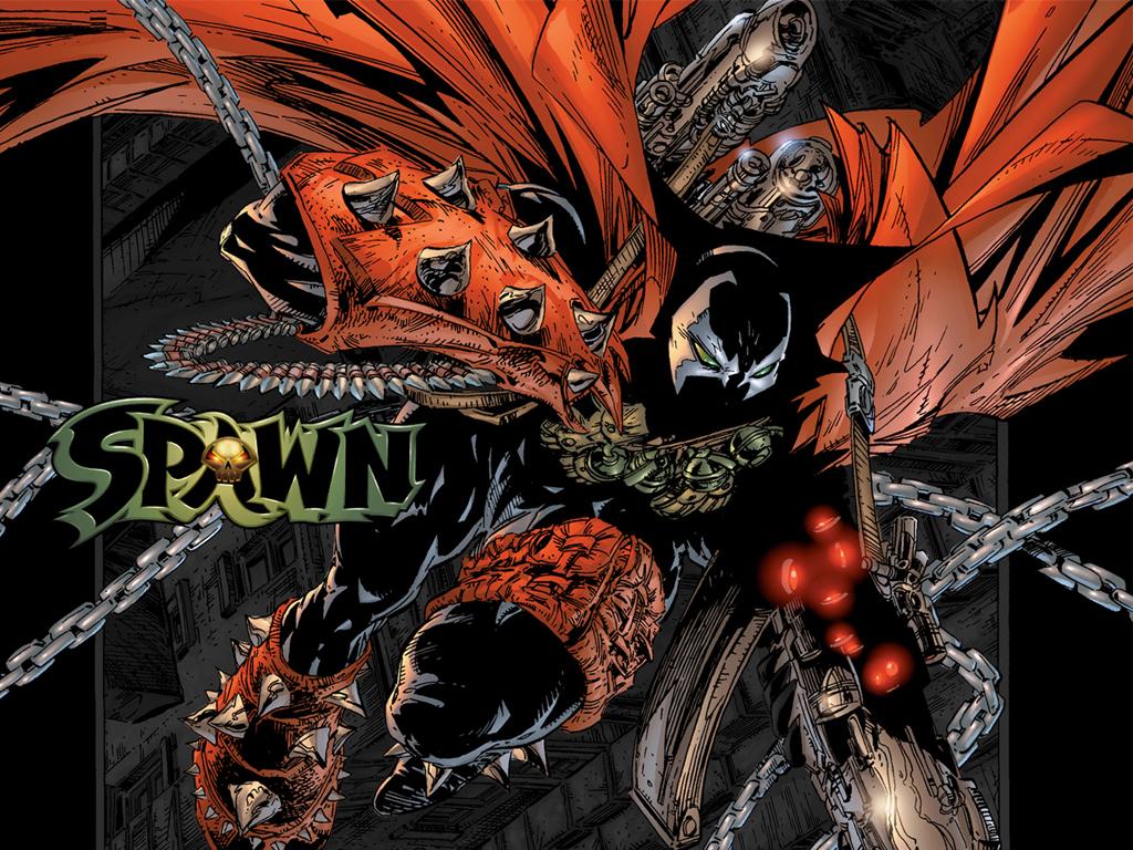 Spawn Comics Picture 1024x768 4609