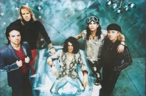 Aerosmith+Unknown+Nine+Lives+Promo+shot