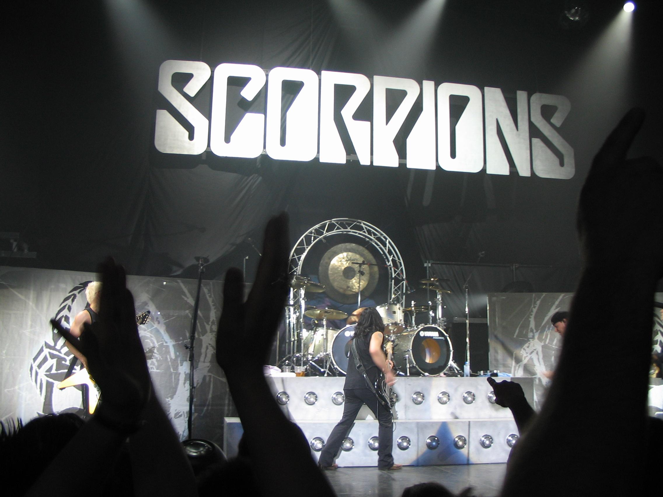 The animals band logo scorpions band logo - Scorpions 29