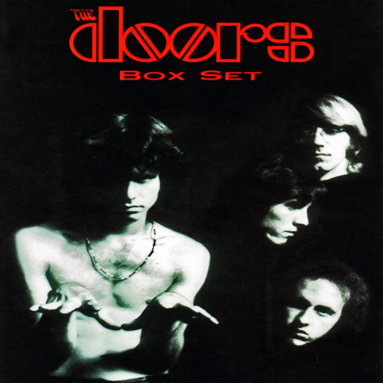 The Doors Box Set Documents The Band In All Its Unrefined