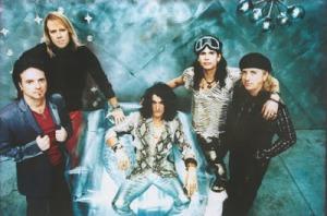 Aerosmith+Unknown+Nine+Lives+Promo+shot