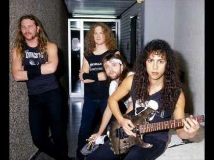 Metallica - Georgia On My Mind