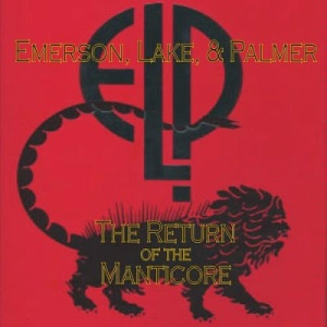 14) EMERSON LAKE & PALMER - The Return Of The Manticore - 1993 antol.