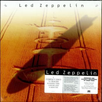 Led Zeppelin Box Gets You The Best Of Zep On Tape Or Cd