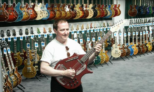 Blue Oyster Cult S Buck Dharma Likes Making People Strain