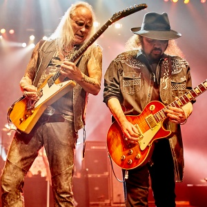 Lynyrd Skynyrd at the Hard Rock Casino Vancouver. Friday, March 20, 2015