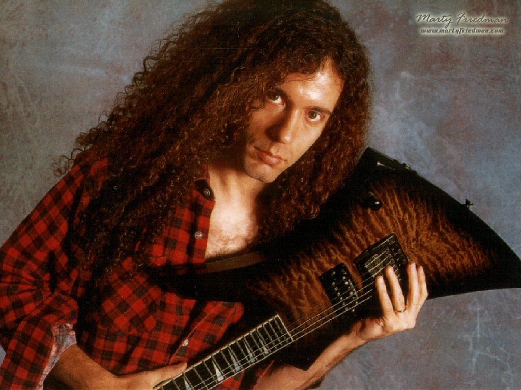 The Last Time I Interviewed Marty Friedman He Was Thrilled To Talk About Megadeth Today Not So Much