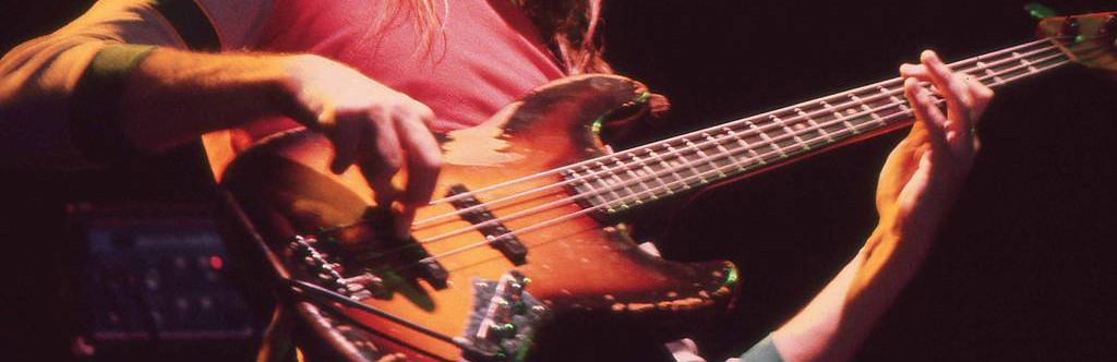 Jaco Pastorius, the wickedest bass player of all time, is