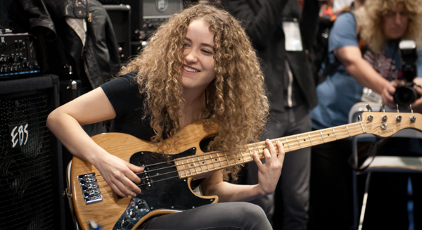That time Tal Wilkenfeld told me about her switching from ...