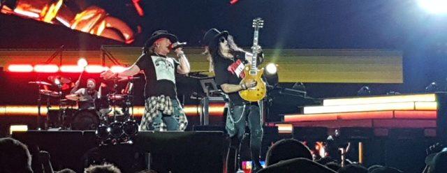 guns n roses hit the mark in vancouver by playing covers better than their own. Black Bedroom Furniture Sets. Home Design Ideas