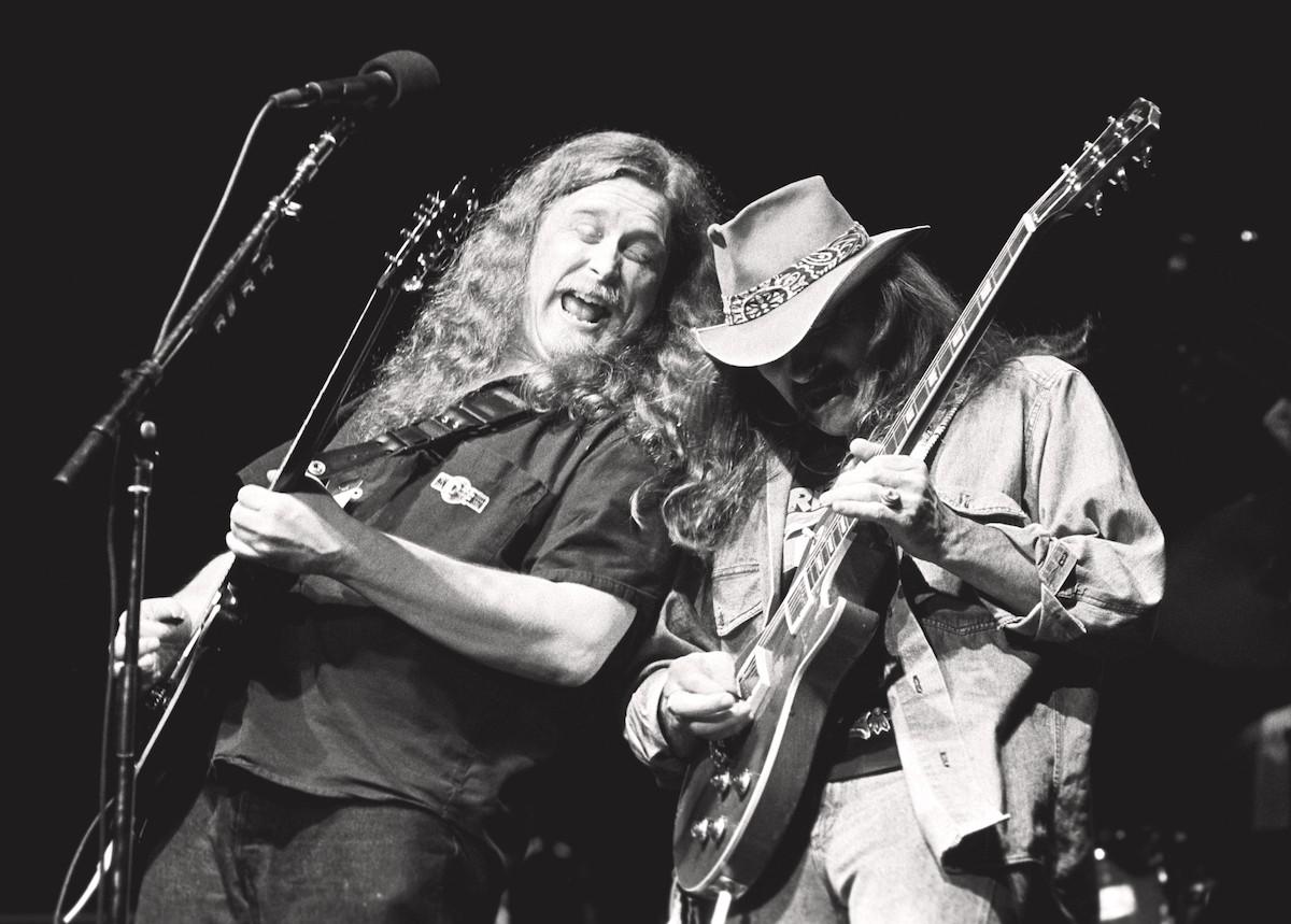 Guitar Snob: Warren Haynes  Warren Haynes Allman Brothers