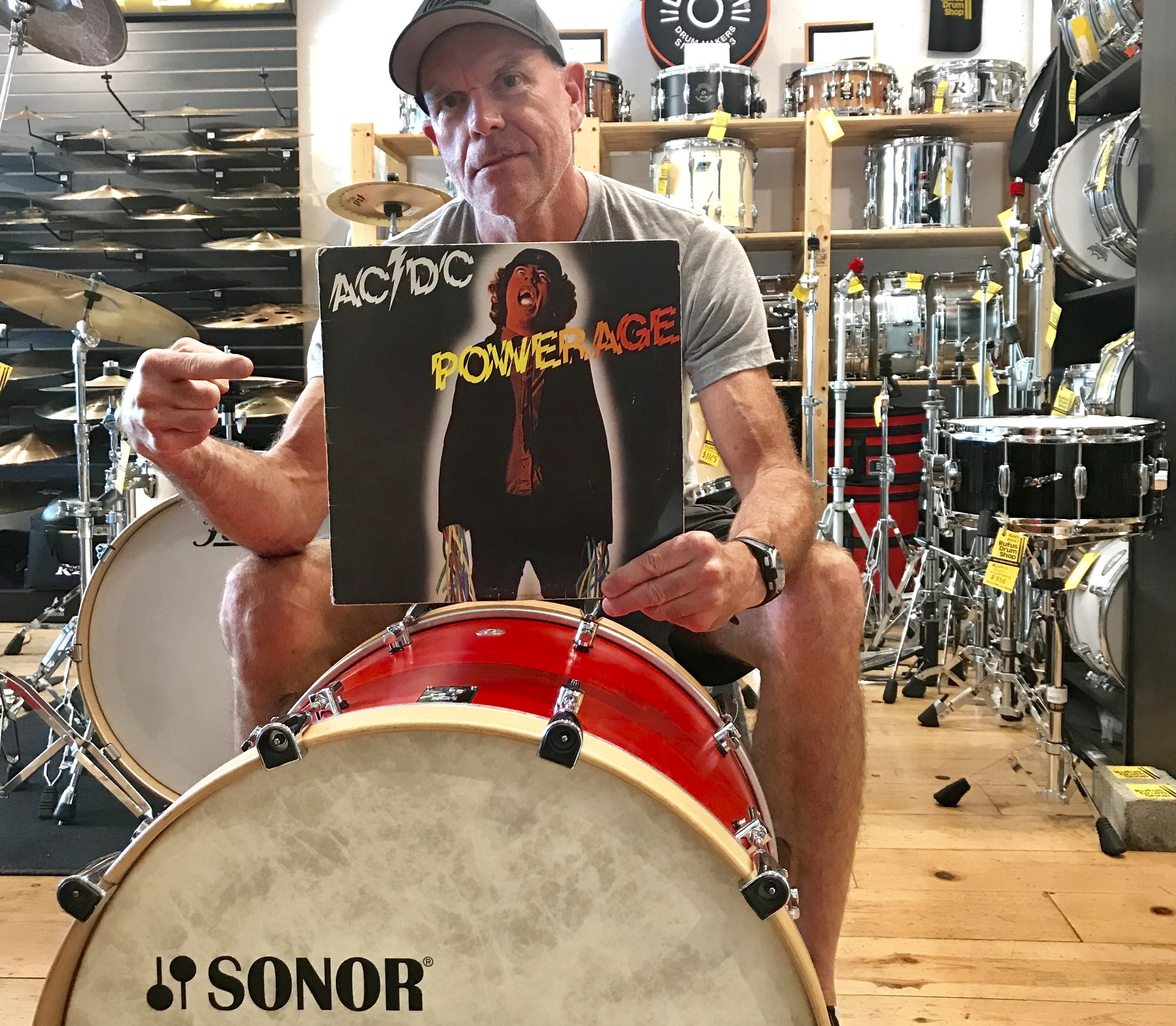 rufus drum shop